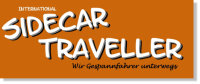 Sidecar Traveller magazine logo