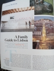 A Family Guide To Lisbon by Julie Dawn Fox in Ritz-Carlton Magazine